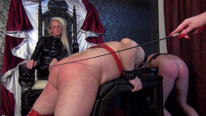The Kinky Sissy Bitch  Corporal Punishment