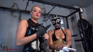 Madame Estelle & Governess Pai CBT